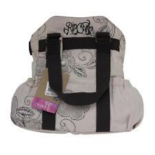 Rip Curl MALIBU TOTE Birch Beige Womens Girls Casual Canvas Shoulder Bag Handbag