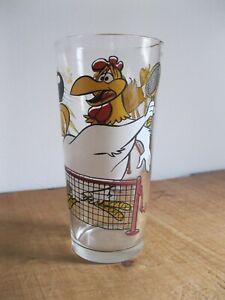 Choice * 1976 Looney Tunes Collector Glass Pepsi Warner Bros Promo Advertising