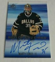 R4887 - MARTY TURCO - 2015/16 SP AUTHENTIC - SOTT - AUTOGRAPH - STARS -