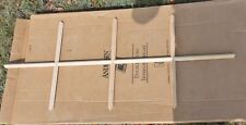 Brand New Anderson Window Grille Double Hung TW3832 Terratone Natural 39x16