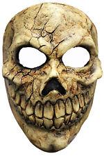 Twisted Payday Máscara de Cráneo Hombre Niños Halloween vestido elegante aterrador Látex Horror Nuevo