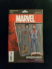 SPIDER-VERSE #1 JOHN TYLER CHRISTOPHER ACTION FIGURE VARIANT SPIDER-MAN