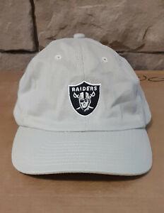 Las Vegas Raiders Hat Embroidered Logo NFL Licensed Pepsi Promotional Cap New