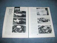 """1967 Shelby GT500 427 Super Snake Vintage Info Article """"Legend or Myth?..."""""""