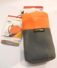 NEW Nintendo DS Neon Toggle Case - orange (Nintendo 3DS/DSi XL/DSi/DS Lite)