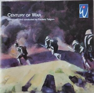 Frederic Talgorn - Century Of War - De Wolfe Library Production Music CD.