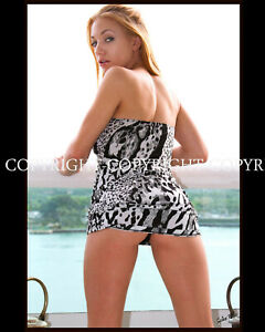 8x10 Photo of a Beautiful Model From Spike Reno's Erotic Art Collection