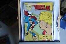 ALBI DELL'AVVENTUROSO - AGENTE SEGRETO X9 - N. 100 1964 - IL VICOLO CIECO