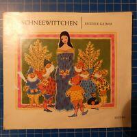 Schneewittchen Brüder Grimm Polydor 55012KN H8914