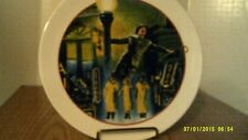 VTG 1986 AVON IMAGES OF HOLLYWOOD SINGIN IN THE RAIN PLATE-NO BOX -FREE SHIPPING
