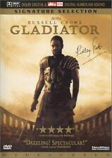 Gladiator 2000 Russell Crowe 2-Discs DreamWorks 2000 Signature Selection Academy