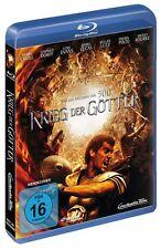 KRIEG DER GÖTTER (Henry Cavill, Mickey Rourke, Freida Pinto) Blu-ray Disc NEU