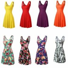 Hand-wash Only Floral Dresses for Women with Fit & Flare