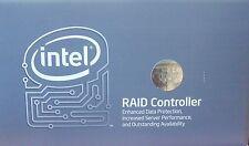Intel SASMF8I RAID Controller  Low Profile MD2 Card  3 Gb/s  SAS/SATA NEW RETAIL