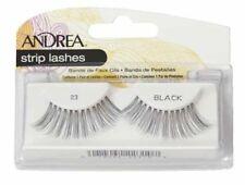 20 Pairs Andrea Modlash 23 False Eyelashes Strip Lashes Black 22310