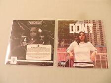 MAX MARSHALL job lot of 2 promo CD singles Pressure EP Don't Trip (Remixes)