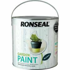 Ronseal 2.5 L Garden Paint - Blackbird