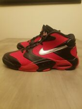 Nike Air up Anfernee Penny Max 1 Red 90 95 flight zoom 270 180 2 force 97 98