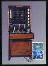 LIECHTENSTEIN Nr.1189 ESST 7.12.1998 MAXIMUMKARTE TELEFON !!! (133377)
