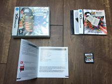 Pokemon Versión Platinum (PAL, Nintendo DS) * en Caja Y Completo, Rápido Seguro P&P! *