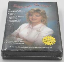 Step into Success Belinda Ellsworth 6 Cd Set System increase sales audio book