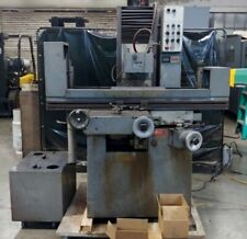 Blohm 818 3 Axis Surface Grinder 18 14 X 8 Table