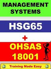 HSG65 Management System OHSAS 18001 Pro Health & Safety Training Made Easy