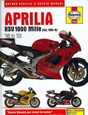 Haynes 1000 Motorcycle Service & Repair Manuals