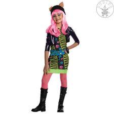 Howleen Wolf Monster High-kostüm für Mädchen 5-6 Jahre