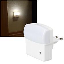 LED Nachtlicht Dämmerungssensor Nachtlampe Orientierungslicht Notlicht Sensor