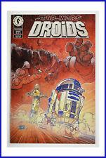 Star Wars Droids #4 Of 6 (Dark Horse, July 1994) NM Comic Book