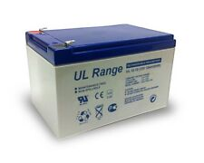 12V 12Ah UL12-12 VdS AGM Akku Blei Gel Batterie Bleigel Gelakku wie LC-RA1212PG1