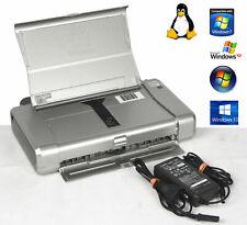 Portable USB Printer canon Pixma IP100 Network+Battery for Win 2000 XP 7 8 10