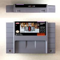 🎇 Live A Live 🎇 SUPER NINTENDO 🎇 SNES NTSC Video Game Cartridge