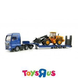 Siku 1790 Die-Cast Vehicle - 1:87 MAN TGX XXL Truck with Low Loader
