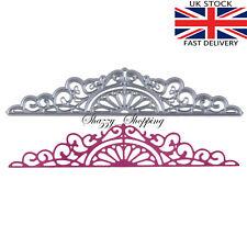 Pretty Lace Edge Border Die metal cutting die cutter UK seller Fast Posting