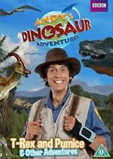Andy's Dinosaur Adventures T-rex and Pumice & Other Stories DVD Region 4