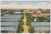 Egypt postcard - Port Said, Ateliers de la Compagnie du Canal de Suez (A26)