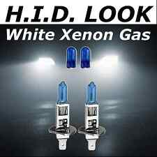 H1 448 501 100W Weiß Xenon HID Look Scheinwerfer High Fernlicht Lampen