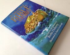 The Oxford Book of Bible Stories by Berlie Doherty - Hardback, Illustrated