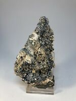CUARZO AZUL - Blue Quartz - Los Vives, Alicante - SPAIN MINERAL 10x6x2