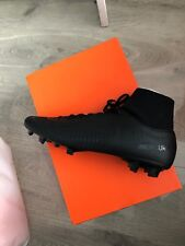 Nike Mercurial Victory Vi DF FG BNIB Size UK 12 Football Boots Black colour