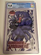 CGC 9.8 Guardians of Knowhere Venom Variant Cover Secret Wars