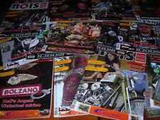 Lotto 21 riviste Noise + Oldtimer come nuove.Harley Davidson,Custom Magazine