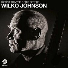 Wilko Johnson - I Keep It To Myself The Best Of - 2 CD  NUOVO SIGILLATO