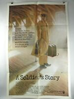 "1984 A SOLDIER'S STORY ORIGINAL MOVIE POSTER  27"" x 41""  NSS 840100"