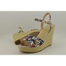 Sandali e scarpe plateau, zeppe tessile Unisa per il mare da donna