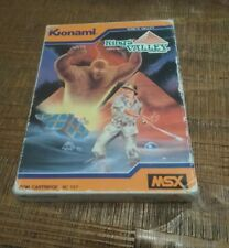 Jeu vidéo KING'S VALLEY MSX  RARE vintage konami