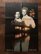 Simon And Garfunklel Vinatge Poster