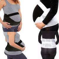 US Mother Maternity Pregnancy Support Belly Band Prenatal Postpartum Belt